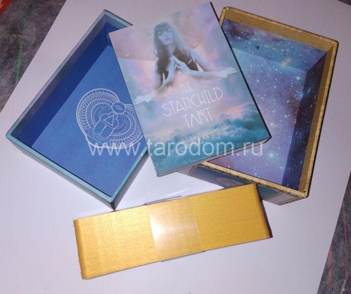 Starchild Tarot - Таро Звездного Дитя Оригинал!